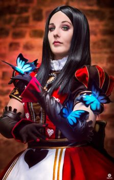 Alice Madness Returns Royal Suit by kaihansen3004
