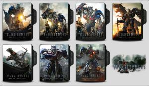 Transformers-Age of Extinction (2014) Folder Icons by OnlyStyleMatters
