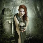 The Pythoness by vampirekingdom