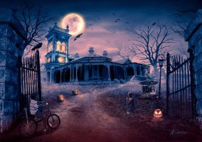 Longest Halloween by AnthonyChristou