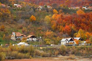 The village by BogdanEpure