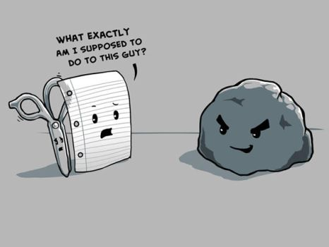 Rock Paper Scissors by ramy
