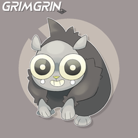 #071- Grimgrin by Kakity