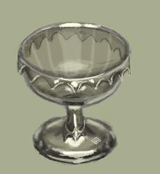 Forever empty chalice by p47y
