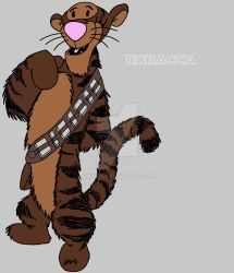 Star Acres:  Tigbacca by chikex