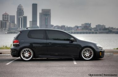MK6 GTI Klutch V by QuicksilverFX