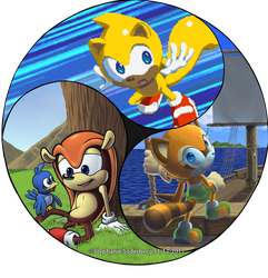 Sonic: The yin, the yang, and the y...uhn? by LuLuLunaBuna