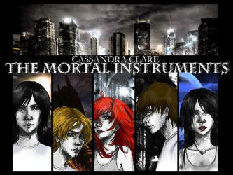 The Mortal Instruments by crash-freefall