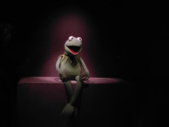 kermit the frog by dueloftheflutes