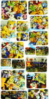 Digimon Collection by HirukiWolf