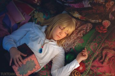 Howl's Moving Castle: Good Night by behindinfinity