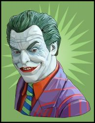 The Joker by willylorbo