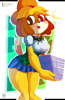 Isabelle by Pedrovin