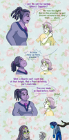 Leaf Pearl's First Opal by ErinPtah