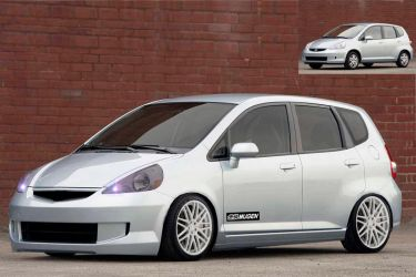 Honda-Jazz/Fit Virtual Tuning by Plageman18