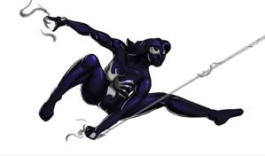 Yet Another MJ Venom by PearceComics
