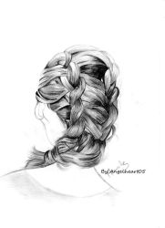 Braided hair by angelheart05