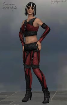 Sareena MKX Style [xps download] by judgmentfist