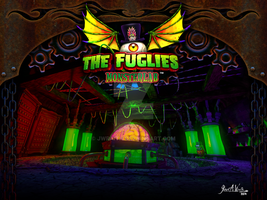 The Fuglies Monsterlab Website Layout by JWraith