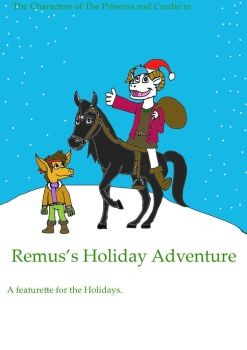 Remus's-Holiday-Adventure-Poster by Rikafu19