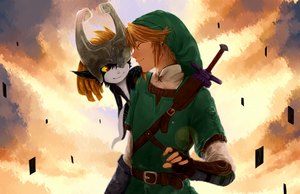 TWILIGHT PRINCESS by kisechu