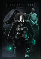 Rogue One Poster by LitgraphiX
