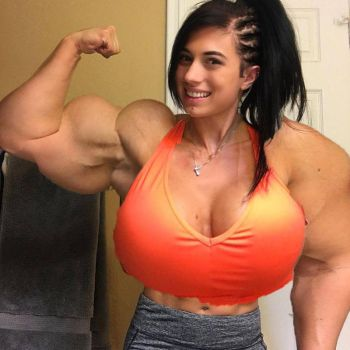 Boobs Biceps And Brunettes by bri159