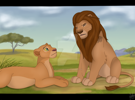 End of the Lion Guard by Specky-Arts
