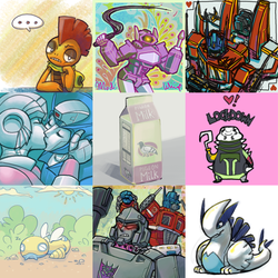 Icon Group 5 by Humblebot