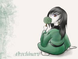 Orochimaru was once young too by Nabs-chan