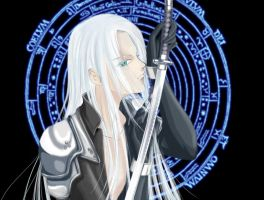sephiroth by exwhy
