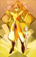Yellow Diamond by Mariolord07