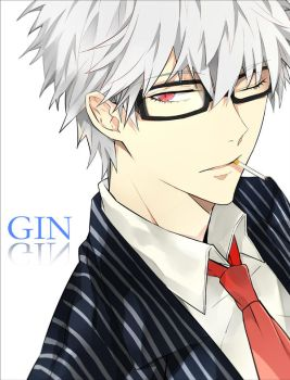 Gintama --- Gintoki by zxs1103