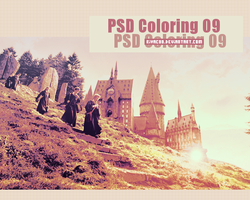 PSD Coloring 09 by riyaC88