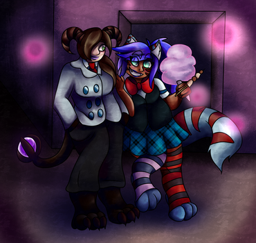 Blue and Pawn World Exploration 2 W 2018 by Ferret-X