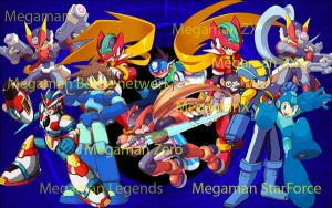 Megaman Compilation by Spyke89
