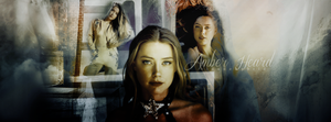 Amber Heard by blondehybrid