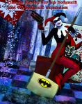 Classic Harley costume for V4 bodysuit and V4 body by Terrymcg