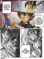 DBZ - Grown up under Ruins: Chapter 3 - Page 16 by RedViolett