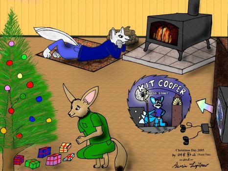 Christmas 2005 by yuoofox