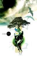 Symbiosis by smellkid