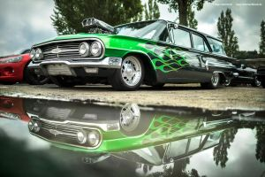 1960 Chevrolet Brookwood by AmericanMuscle