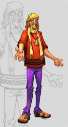 Le Garde Republicain - Character Design Color 2 by SpideyCreed