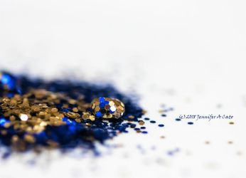 Blue N Gold by jenepooh