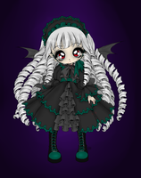 Cute little vampire. by AngieMP