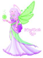 C-D : Contest - Fairy-Type Gwen by Zap-Zap-Forever