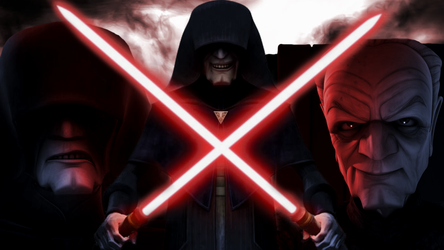 Darth Sidious: Inside of You by Electricboa