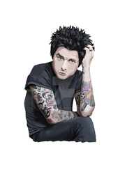 Billie Joe Armstrong by LetterBomb92