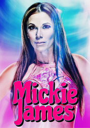 Mickie James by thatguldenfeenix