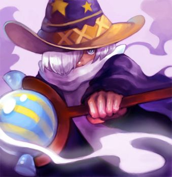 Running Wizard by AoTsuyu